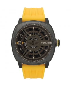 Police Watch R1451290006 Speed Head Yellow