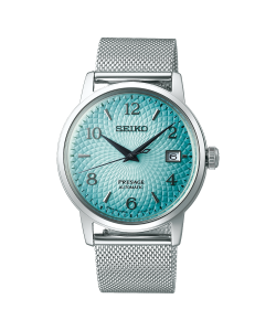 Seiko Watch SRPE49J1 Presage Cocktail Limited Edition Blue