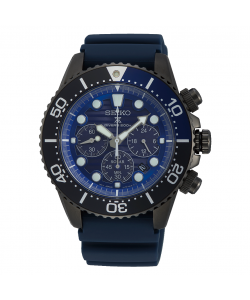 Seiko Watch SSC701P1 Save The Ocean Black Series