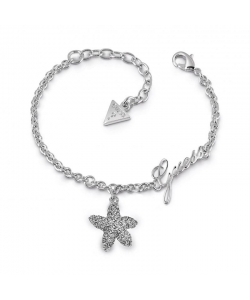 Guess Bracelet UBB78002-S Starfish Steel