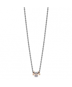 Guess Necklace UBN78040 Love Knot