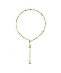 Guess Necklace UBN78044 Perlas Golden