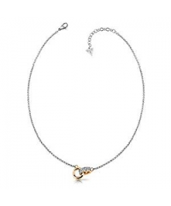 Guess Necklace UBN78056 Embrace