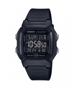 Reloj Casio Collection W-800H-1BVES Negro