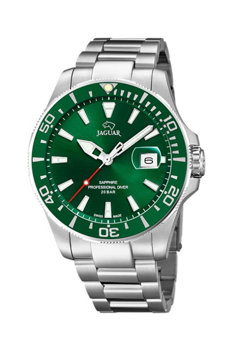 Reloj Jaguar J860/B Acamar Executive Verde