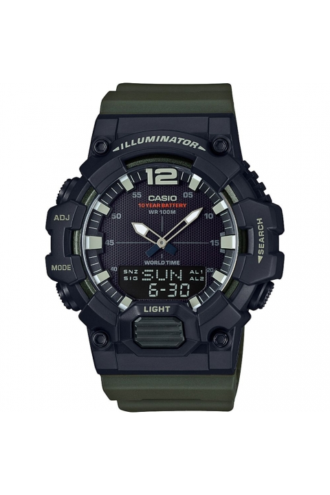 Reloj Casio HDC-700-3AVEF World Time