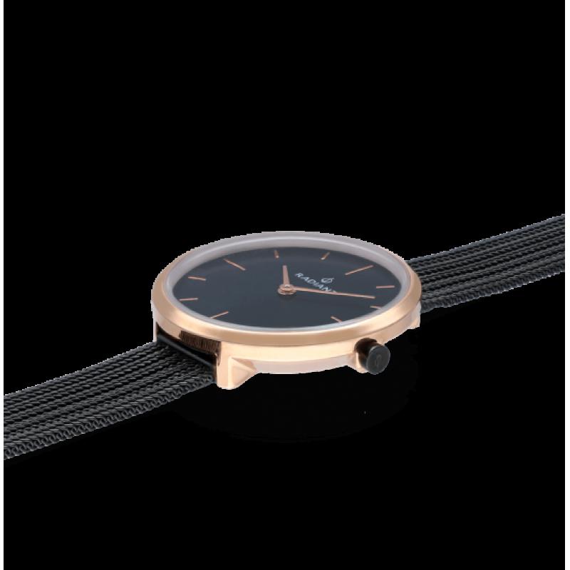 Reloj Mujer Radiant Celine Negro RA522605