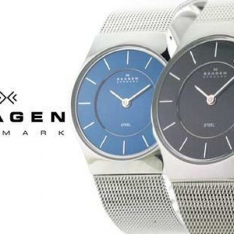 Skagen- Extraslim watches, minimalist, & elegants