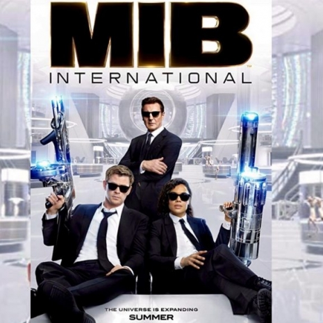Pack Especial MIB International De Police