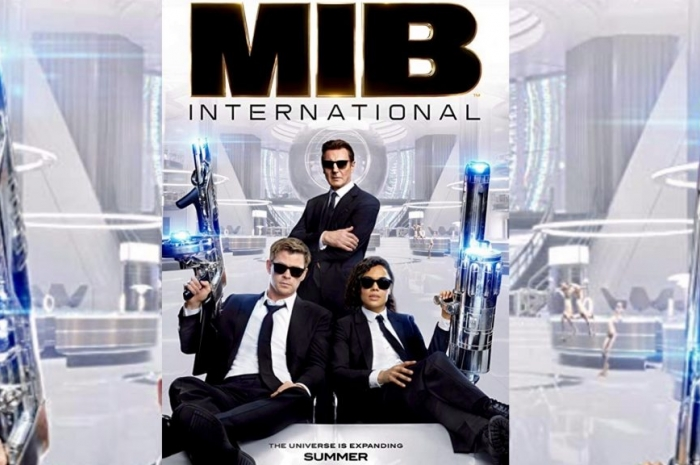 Special Edition MIB International Of Police